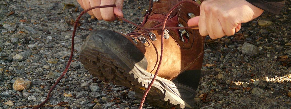 Wanderungen, Nordic Walking, Klettersteige